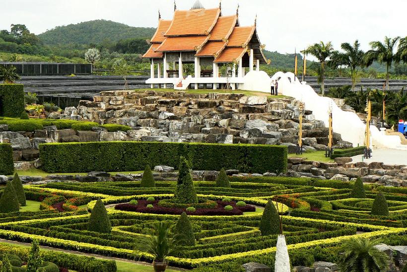 Los 10 mejores jardines del mundo for Los mejores jardines de casas