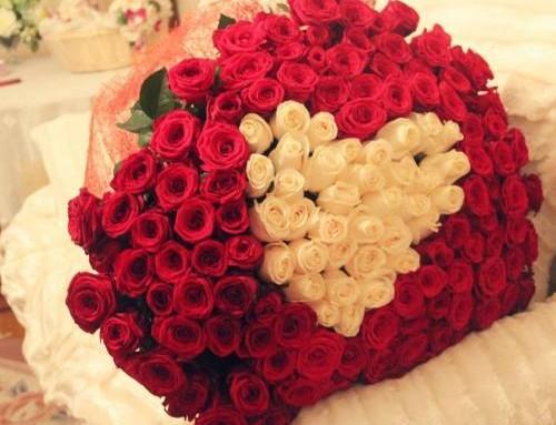Conserva tu ramo de flores de San Valentín