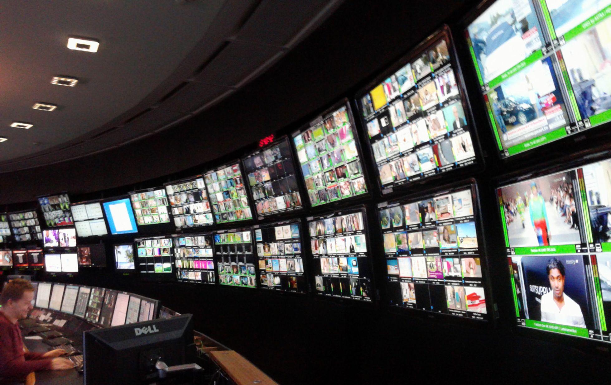 televisión imagenes perfectas