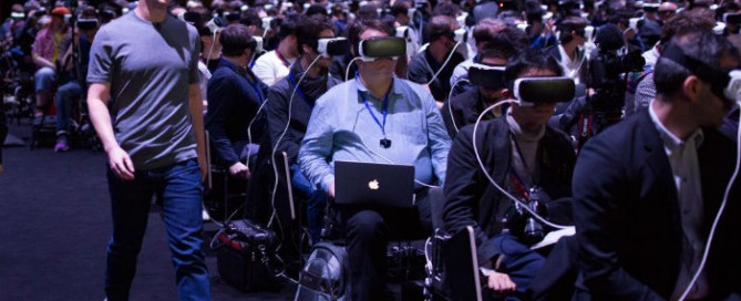 zuckerberg realidad virtual