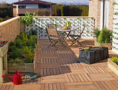 Cómo crear un huerto urbano en la terraza de tu casa